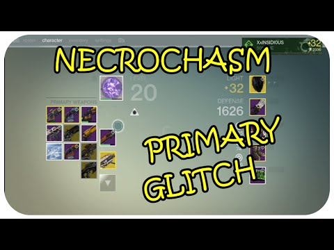 how to get exotic primary weapons in destiny
