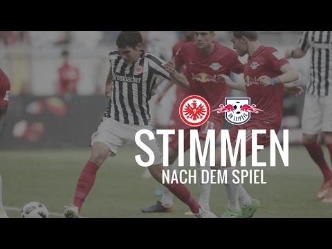 Eintracht vs. Leipzig | Jesús Vallejo und Alex Meier über Comeback