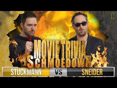 Movie Trivia Schmoedown - Chris Stuckmann Vs Jeff Sneider