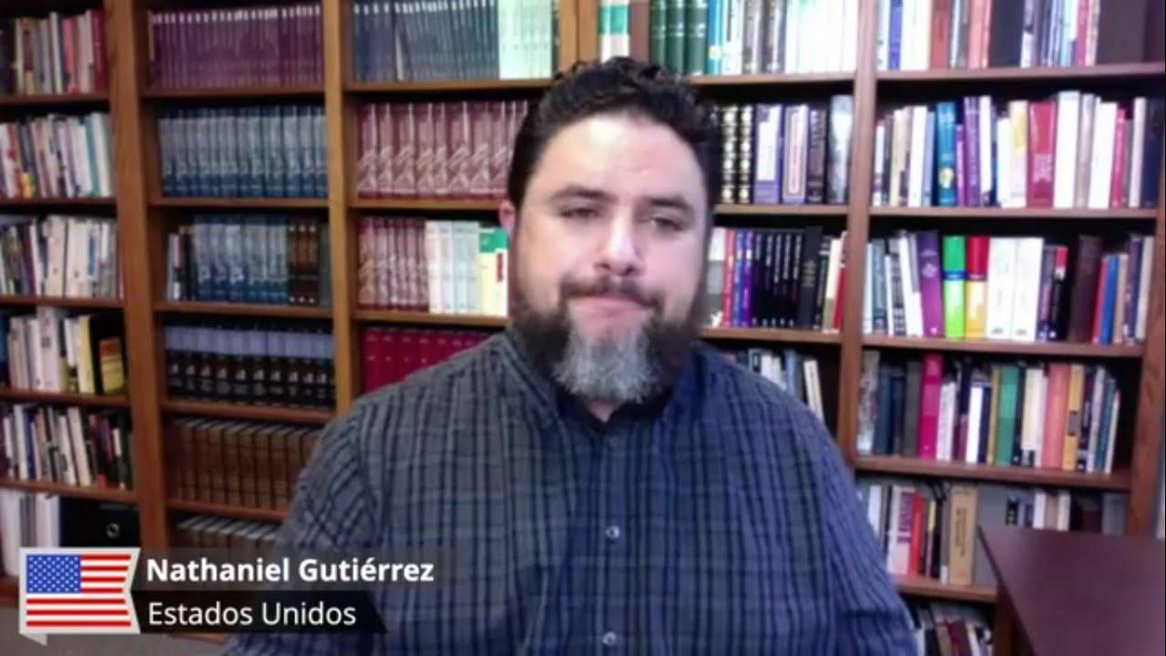 Nathaniel Gutiérrez  -  Contemplando a Cristo en los libros Proféticos