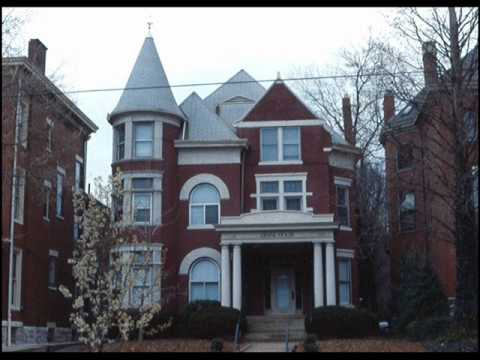 North american house types romanesque revival houses for Different types of houses in usa