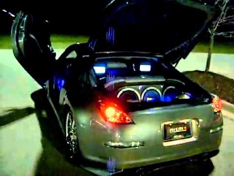 Custom Nissan 350z 2011 Youtube
