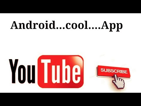 Top 2 Best Android Apps You Must Have ! _ YouTube....Rm