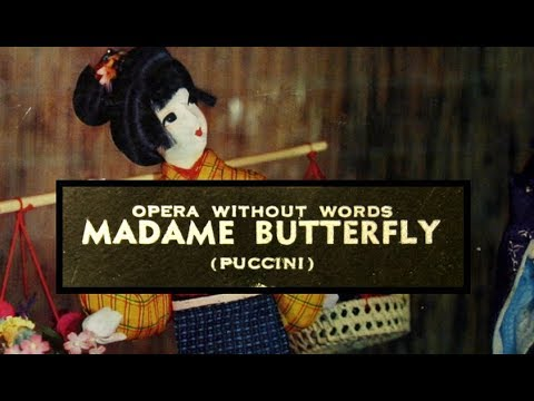Puccini: Madame Butterfly, 1964 - Opera Without Words - KAPP KS-3371