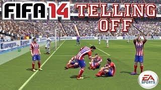 Telling Off :: Finishing Celebration (Tutorial) :: FIFA 14 [PS3 / Xbox 360] ᴴᴰ