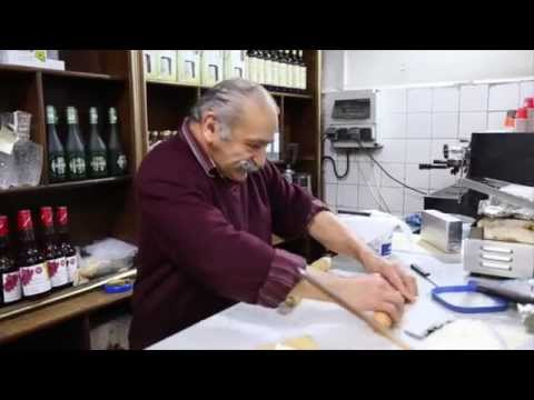 Elias: Carefully Handrolled Labneh Sandwiches from Chtaura
