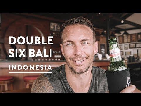 DOUBLE 6 SEMINYAK - BEACH, SHOPPING, BEERS | Bali Double Six Travel Vlog 130, 2018