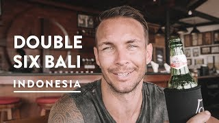 DOUBLE 6 SEMINYAK - BEACH, SHOPPING, BEERS | Bali Double Six Travel Vlog 130, 2018