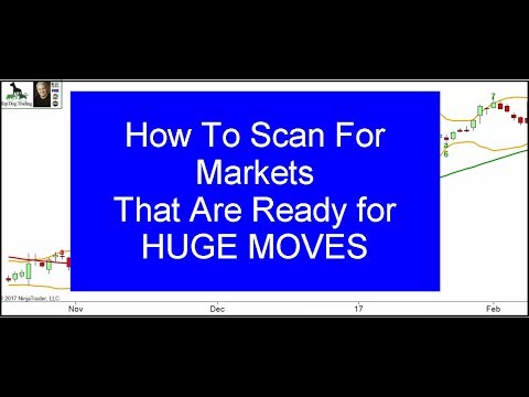 Scanning For High Volatility Trading Strategies: The Counterintuitive Way