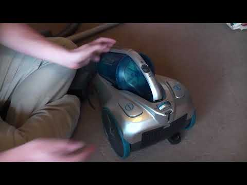 Hoover Rush Pets 2300w - Dead? Let's just confirm that...