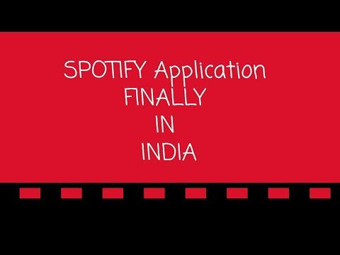 Spotify is finally going to be launched in India Mp3