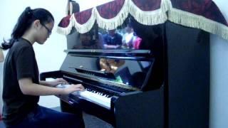 Romance -- Piano Solo -- bạn Trúc -- Lớp nhạc Dương Cầm Nhỏ