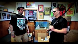 "The Acacia Strain - ""Death Is The Only Mortal"" Promo"
