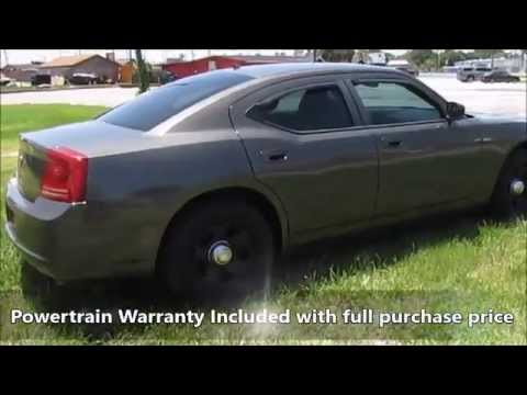 Dodge Charger Hemi (Police Edition) For Sale / FINANCING / NATIONAL SHIPPING