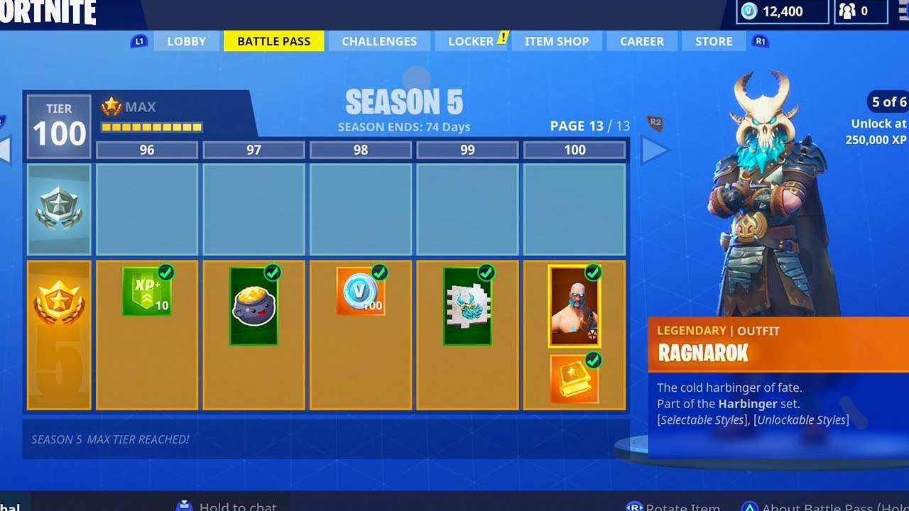 how to use season pass
