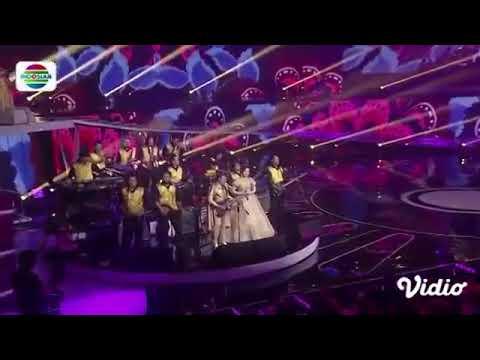 Via Vallen Feat Rhoma Irama - Pertemuan Live Konser Raya 24 Indosiar Luar Biasa