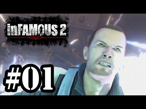 Let's Play: Infamous 2 - Parte 1
