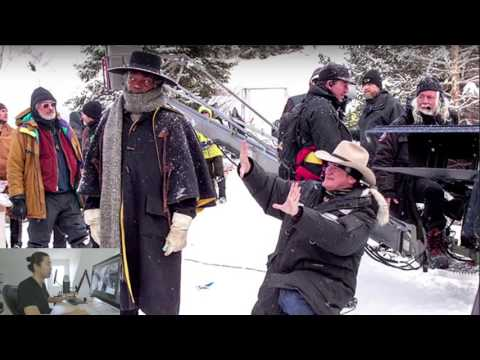 The Cinematography of The Hateful Eight