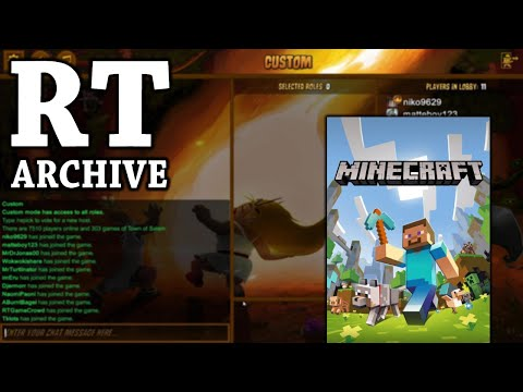 RTGame Archive:  Minecraft [PART 38] + Town Of Salem