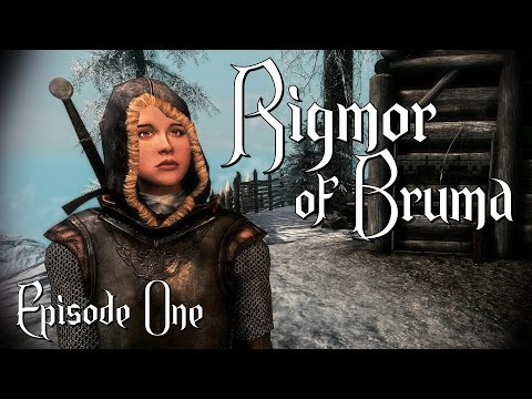 "Let's Play Rigmor of Bruma #1 - Skyrim Quest Mod - ""A Serious Rat Problem..."""