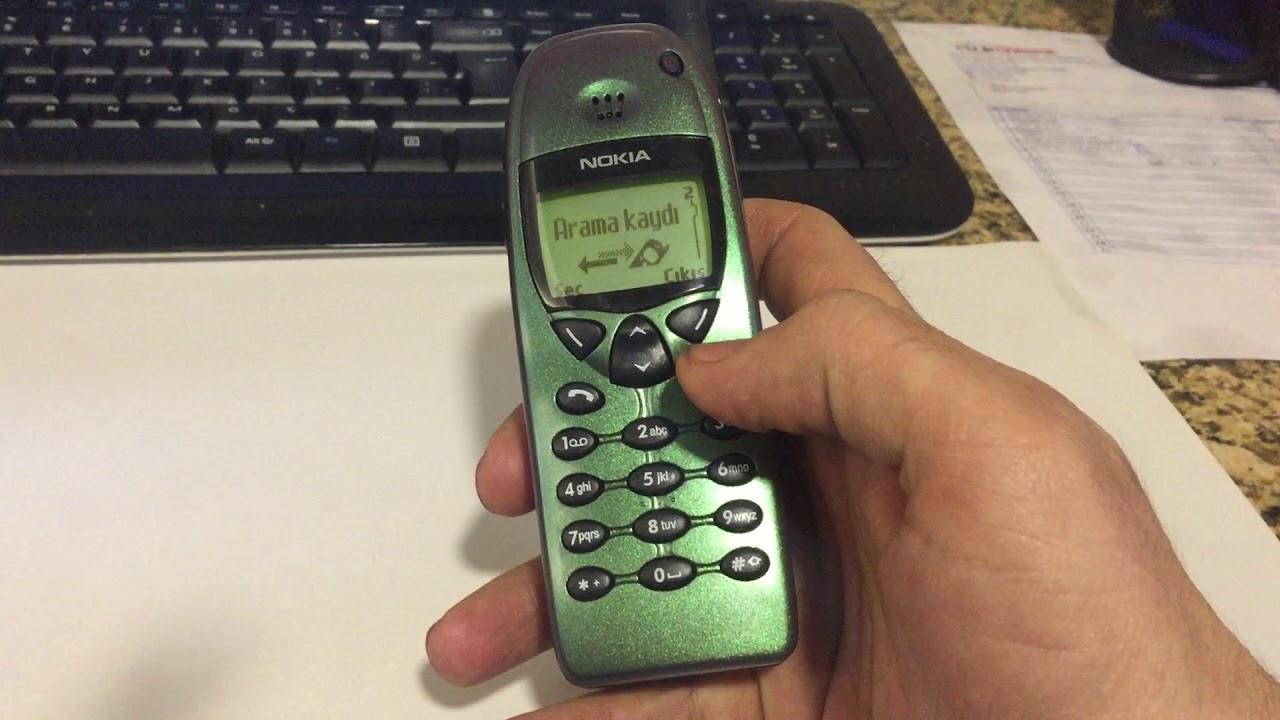 Nokia 6110 Özelliklerini Geniş Açıdan İnceleme Tüm Özellik