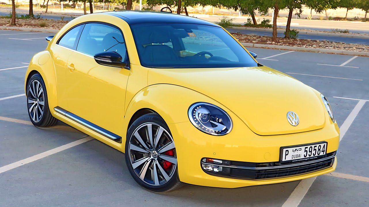 Vw Beetle Test >> 2015 Volkswagen Beetle Test Drive Youtube