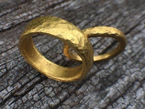 DIY Gold Ring