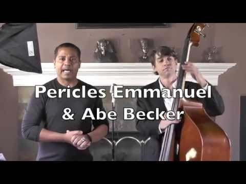"""Pericles Emmanuel and Abe Becker """"Ain't Misbehavin"""""""