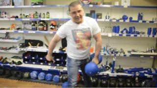 Гантели СИЛАРУКОВ 42, 66, 78 кг. Роман Гулевский. Тест.