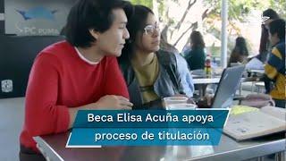 La beca consiste en un apoyo económico de 4 mil pesos mensuales, los cuáles se otorgarán al estudiante después de la publicación de resultados, el 9 de noviembre de 2020