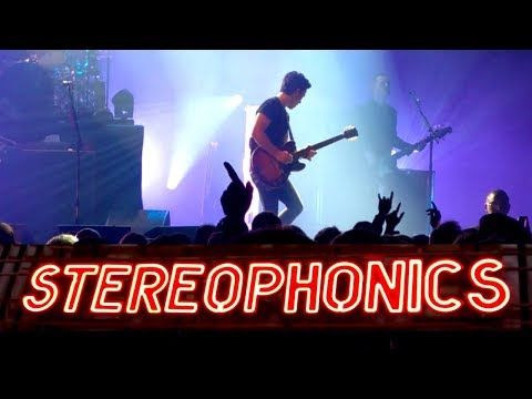 Stereophonics - Paris @ The Olympia 26-01-2018 (11½ Songs)