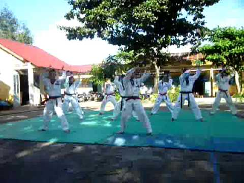 bieu dien taekwondo ttd2.flv
