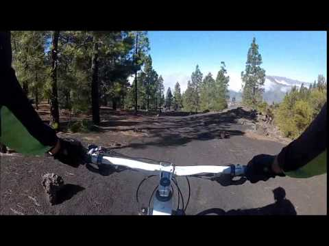 Volcano Biking at LaPalma2014