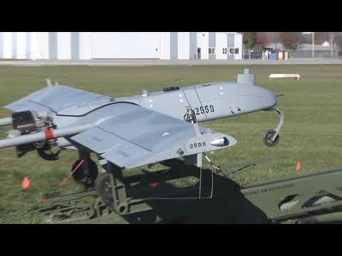 UAV RQ-7B Shadow Flight Demonstration