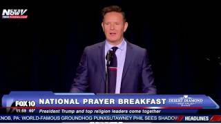 INSPIRING: Mark Burnett Details AMAZING Story Of Meeting Donald Trump For First Time (FNN)