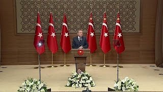 Турция - ЕС. Хроники кризиса