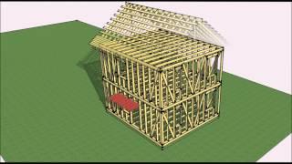 Как построить каркасный дом(, 2015-07-23T07:36:41.000Z)
