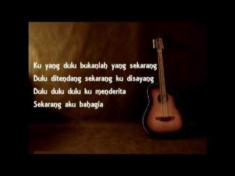 Tegar : Aku Yang Dulu Bukan Yang Sekarang with LIRIK + Download