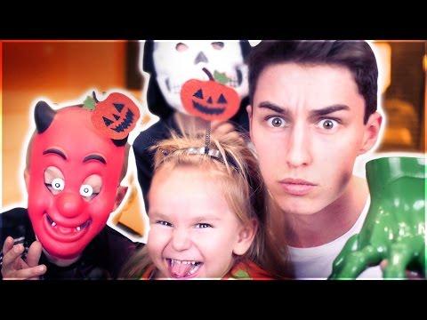 RĘKA MNIE NĘKA - Halloween Challenge!