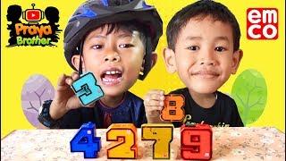 Mainan Angka EMCO Bisa Berubah Jadi Kendaraan dan Robot | Mainan Anak Laki-laki