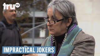 Impractical Jokers - Weird Smiles And Shoulder Rubs