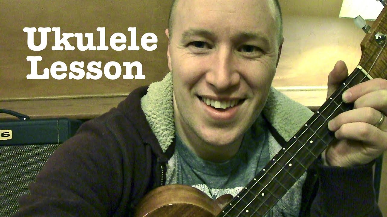 Hey there delilah ukulele lesson easy plain white t s todd downing youtube