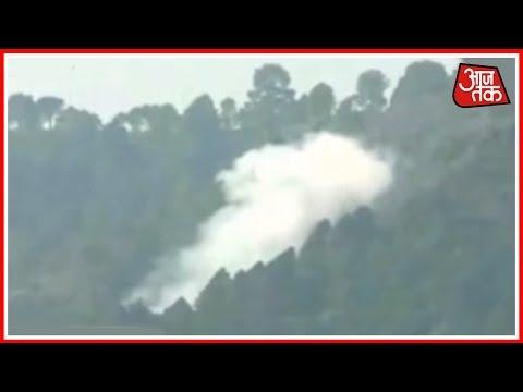 Pakistani Army Violates Ceasefire Agreement Again At Naushera, J&K