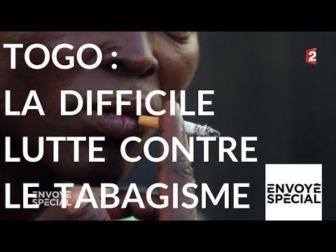 Envoyé spécial. Togo : la difficile lutte contre le tabagisme - 16 novembre 2017 (France 2)