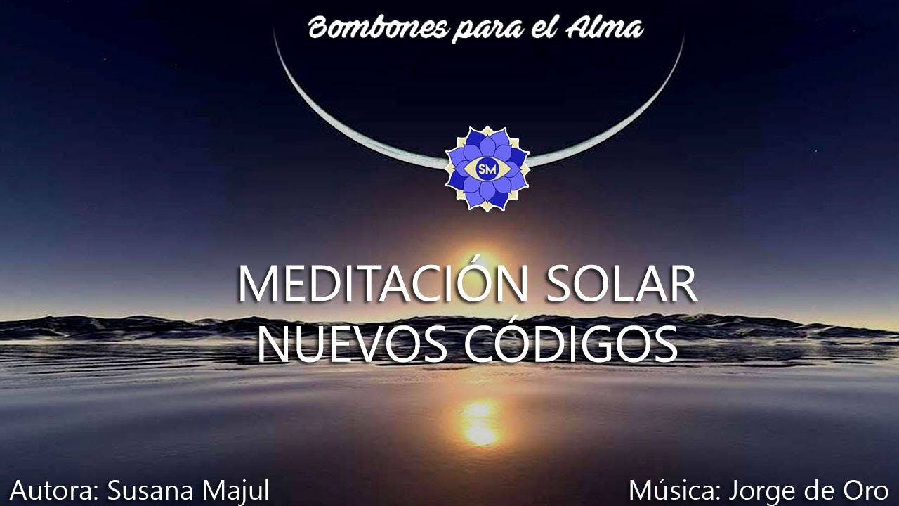 Meditación Solar, Nuevos Códigos