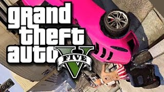 GTA 5 Online Funny Moments! - Kill Deluxe! (GTA 5 Funny Gameplay)
