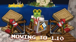 We've 1.10'd the server! - Truly Bedrock #20