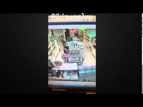 คลิปเด็ด youlike ภาพกล้องวงจรปิด มนุษย์ป้าเที่ยวตระเวนขโมยมือถือตามร้านค้า.mp4