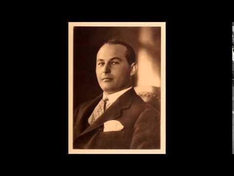 Jan Kiepura Verdi Trovatore 1939 radio Di quella pira