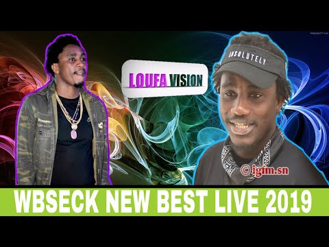 WALLY B. SECK NEW BEST LIVE 2019